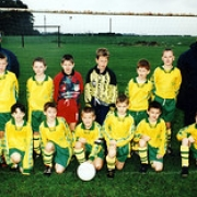 """Shiptonthorpe United Under 11's November 1999 • <a style=""""font-size:0.6em;"""" href=""""http://www.flickr.com/photos/144186151@N05/34632860296/"""" target=""""_blank"""">View on Flickr</a>"""