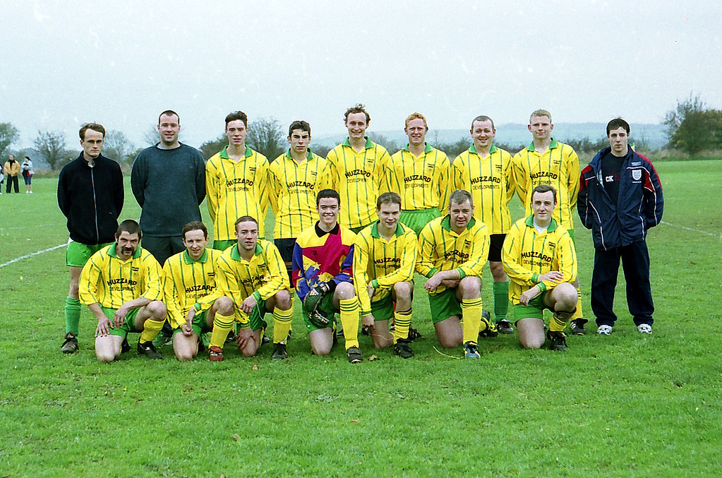 Shiptonthorpe United November 1999