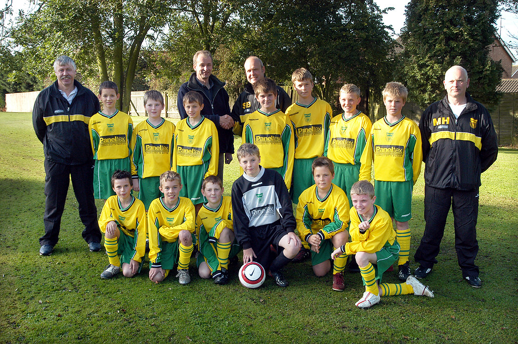 Shiptonthorpe Bulls Under 13's