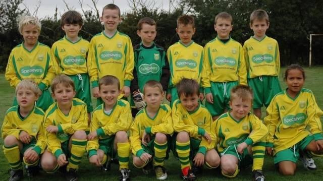 Shiptonthorpe Falcons 2010