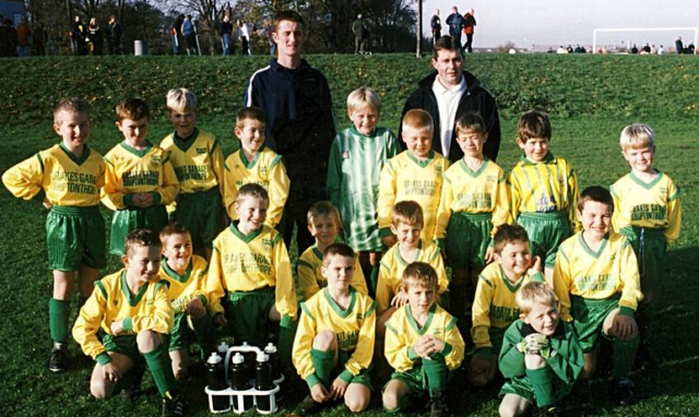 Shiptonthorpe United 1999